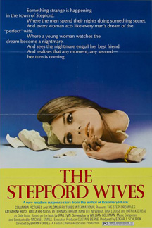 Stepford Wives 1975 poster