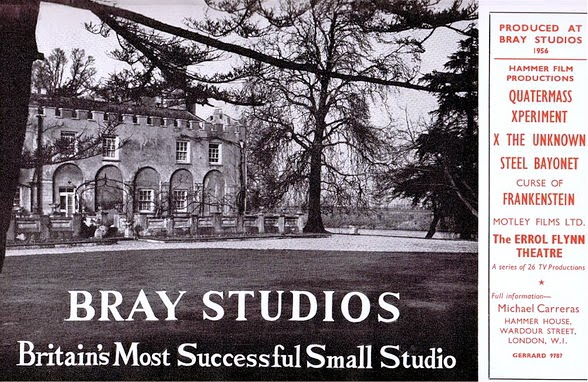 Hammer at Bray Studios