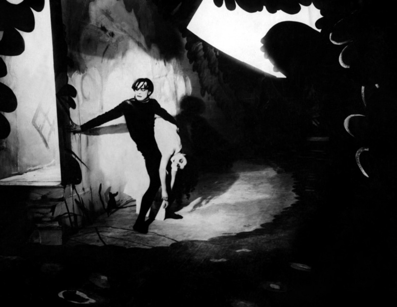The Cabinet of Dr. Caligari (1919), 1920s horror movies