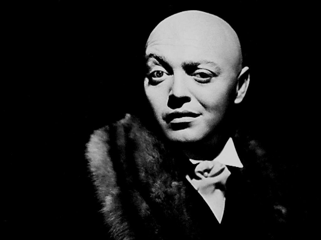 Peter Lorre in Mad Love (1935)