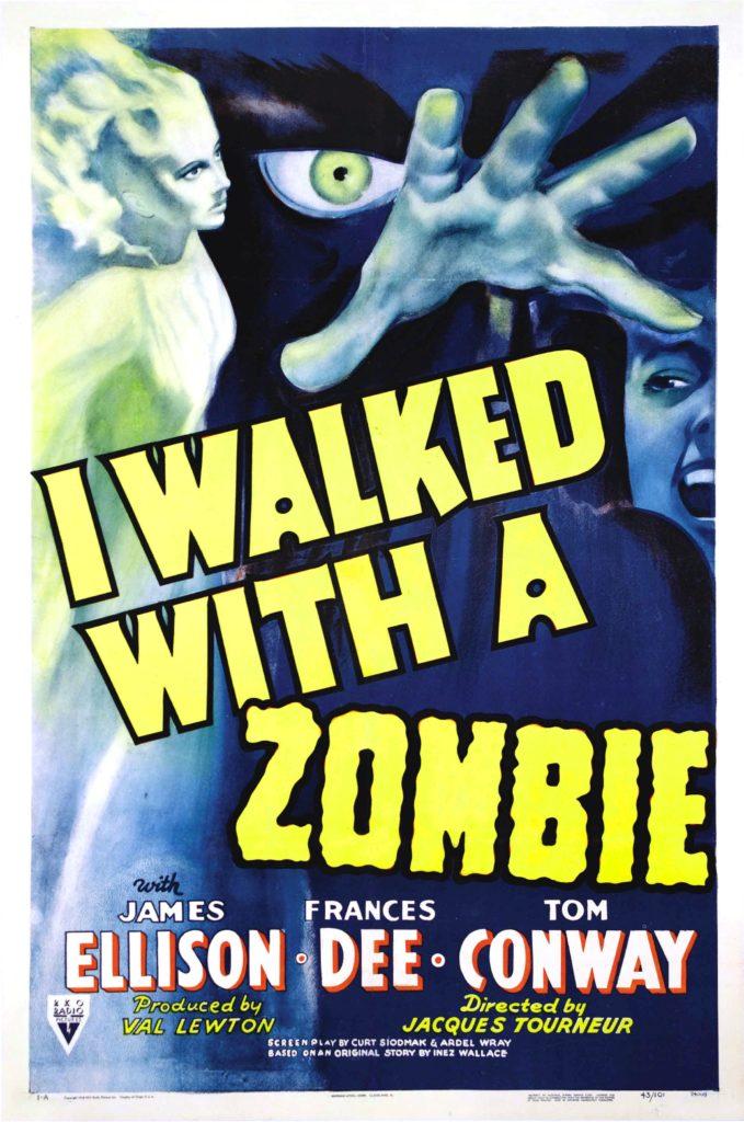 I Walked With A Zombie (RKO, 1943)