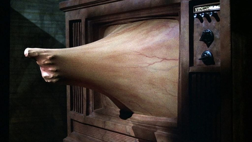 Videodrome (1983), 1980s horror movies