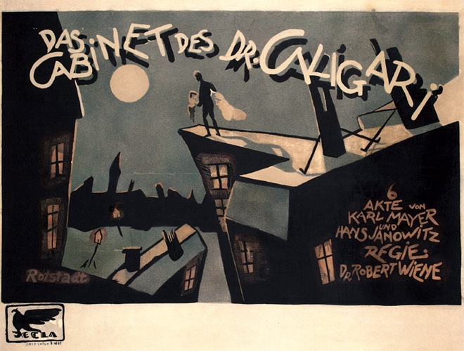 The Cabinet of Dr. Caligari (1919)