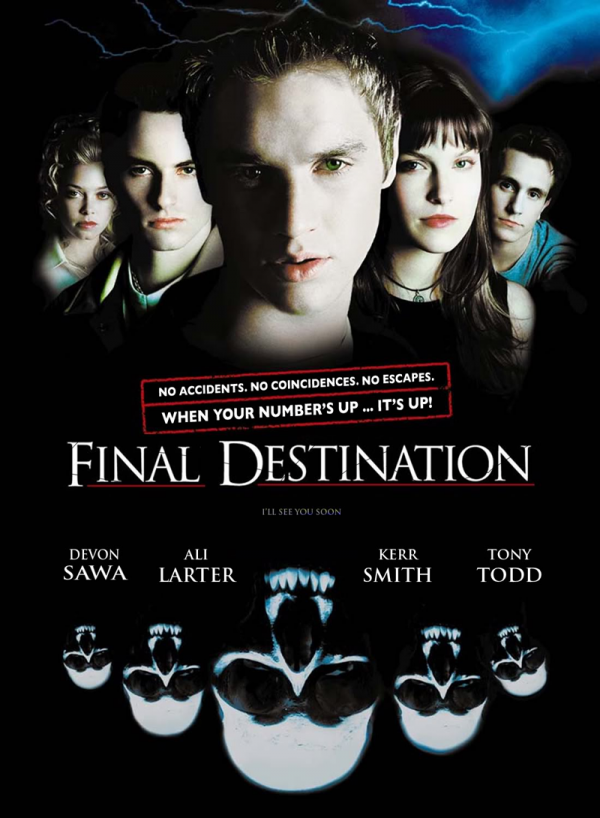 Final Destination (2000), 2000s horror movies