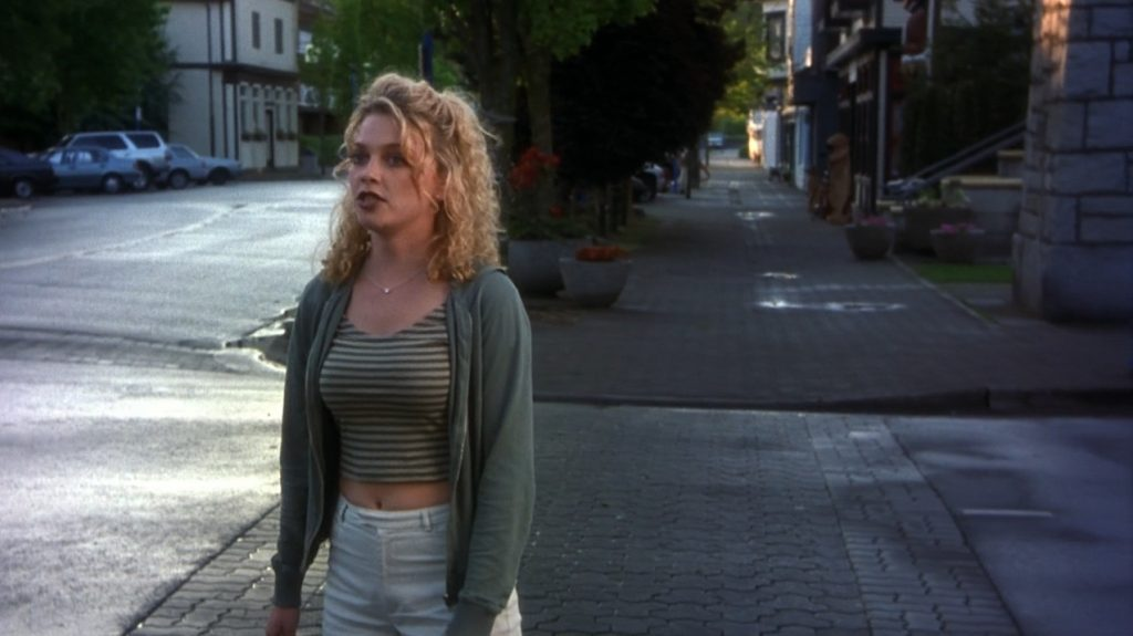 Final Destination (2000), Amanda Detmer as Terry Chaney, 2000s horror movies