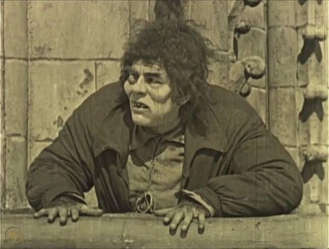 The Hunchback of Notre Dame (1923) - 1920s horror movies