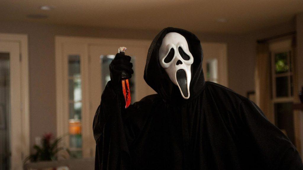Scream (1996), 1990s horror movies