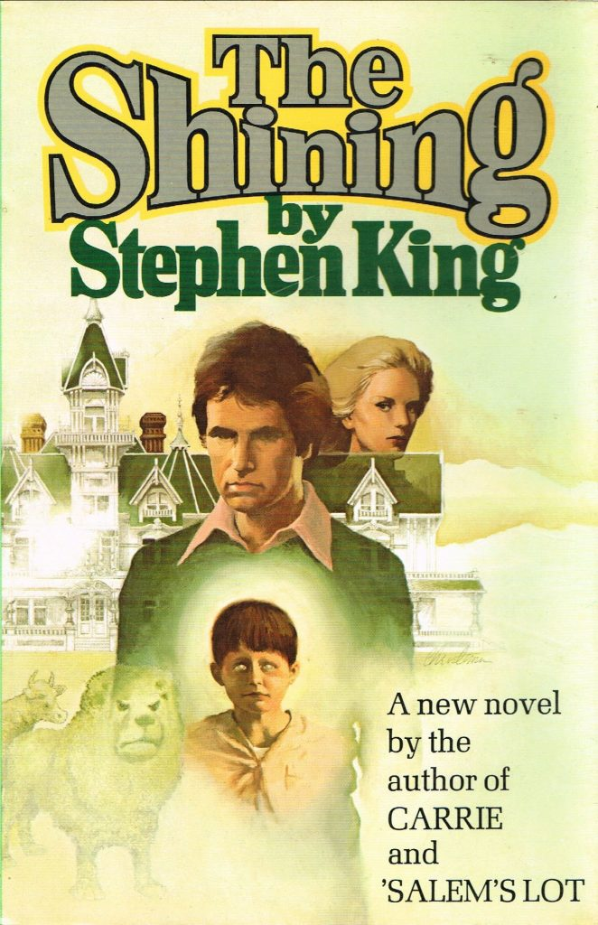 The Shining original cover