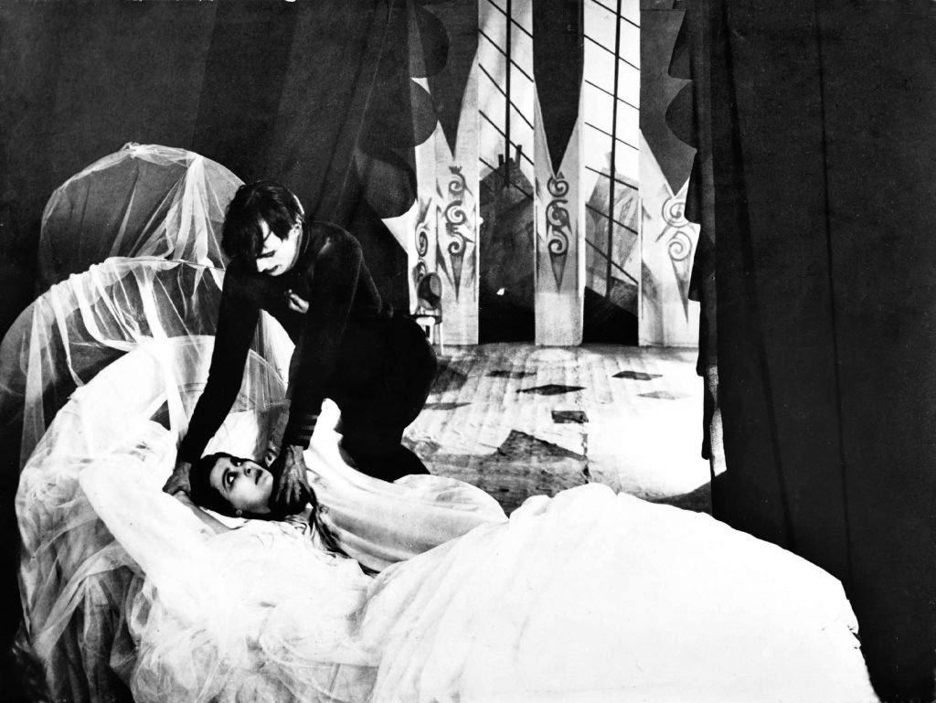 The Cabinet of Dr. Caligari (1920), Conrad Veidt and Lil Dagover
