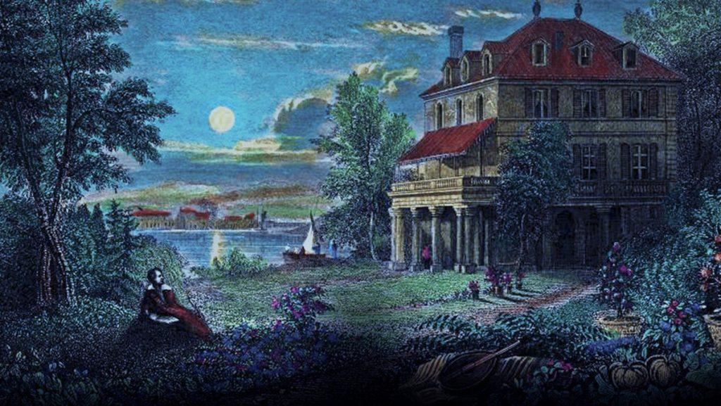Villa Diodati, 1816